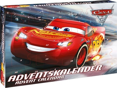 Disney cars 3 julekalender - Cars julekalender 2019