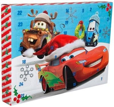 Disney cars julekalender - Cars julekalender 2019