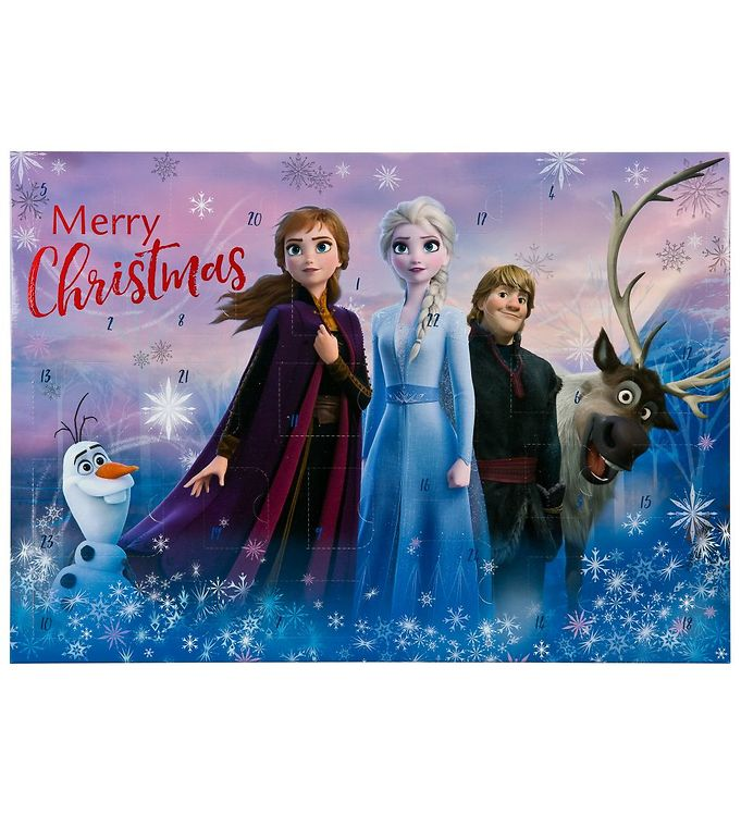 Frost julekalender - Frost julekalender 2019