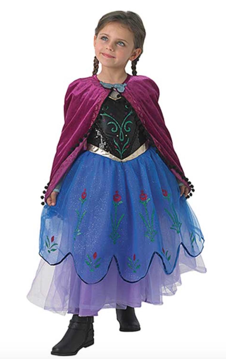 Skærmbillede 2018 12 10 kl. 19.37.28 - Disney prinsesse kostume til børn
