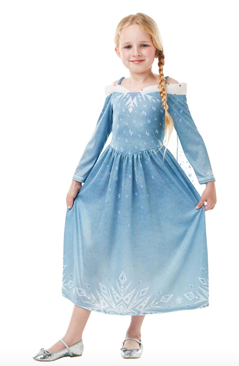 Skærmbillede 2018 12 10 kl. 20.14.44 - Disney prinsesse kostume til børn