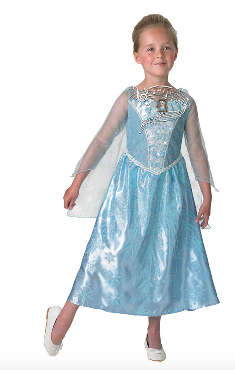 Skærmbillede 2018 12 10 kl. 20.18.55 - Disney prinsesse kostume til børn