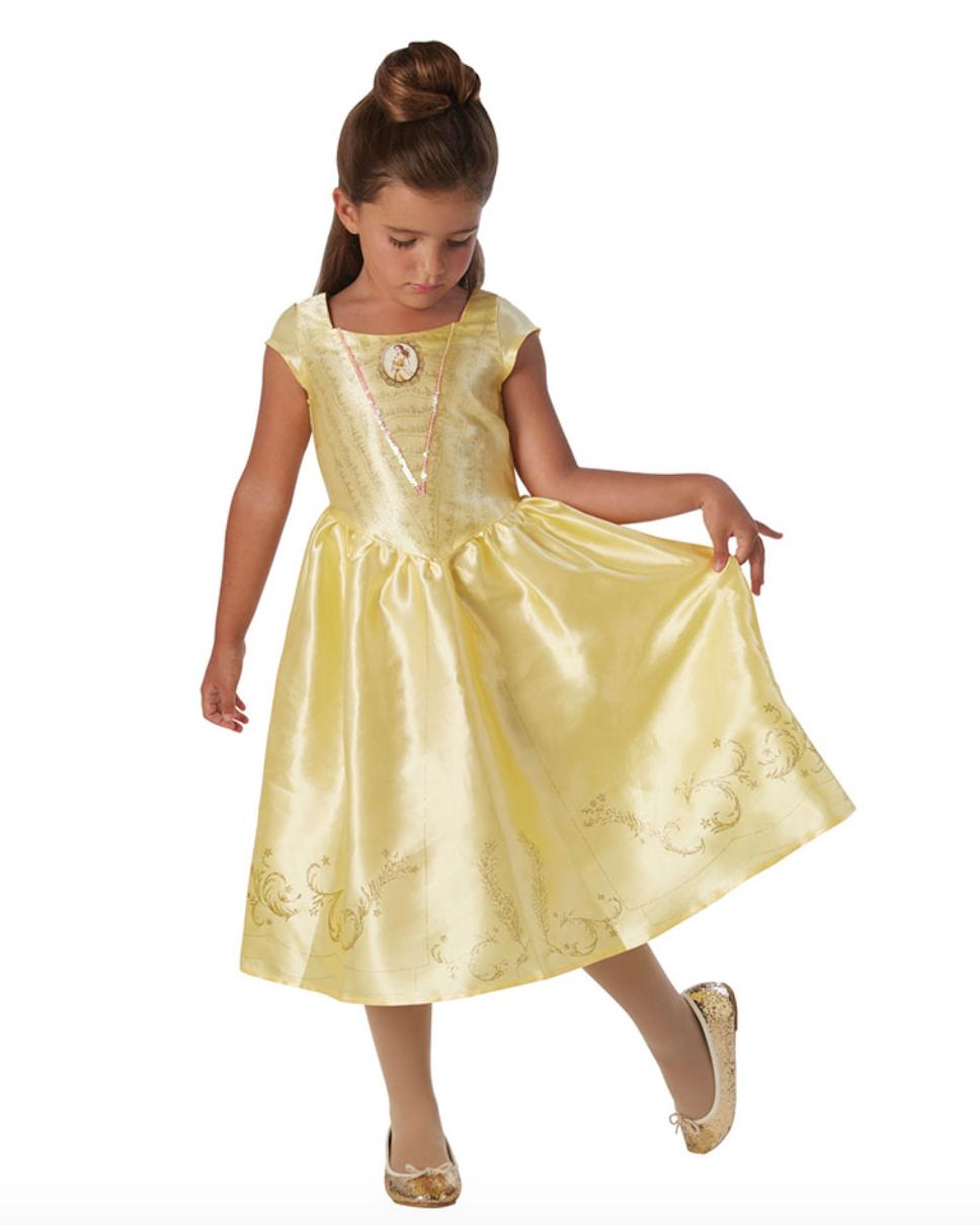 Skærmbillede 2018 12 10 kl. 21.45.18 - Disney prinsesse kostume til børn