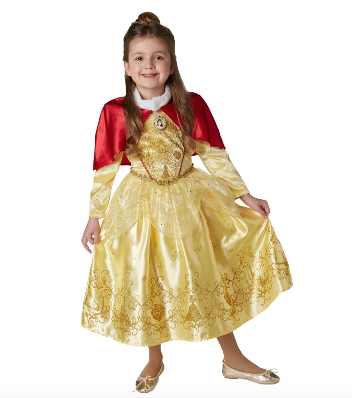 db325f26d57e Belle kostume til børn - Alletiders Disney