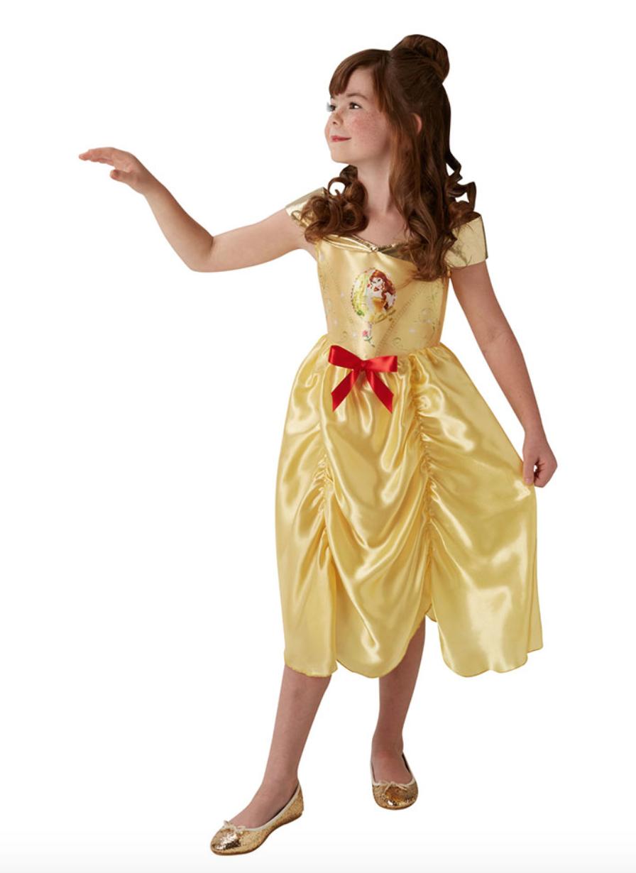 Skærmbillede 2018 12 10 kl. 21.51.14 - Disney prinsesse kostume til børn