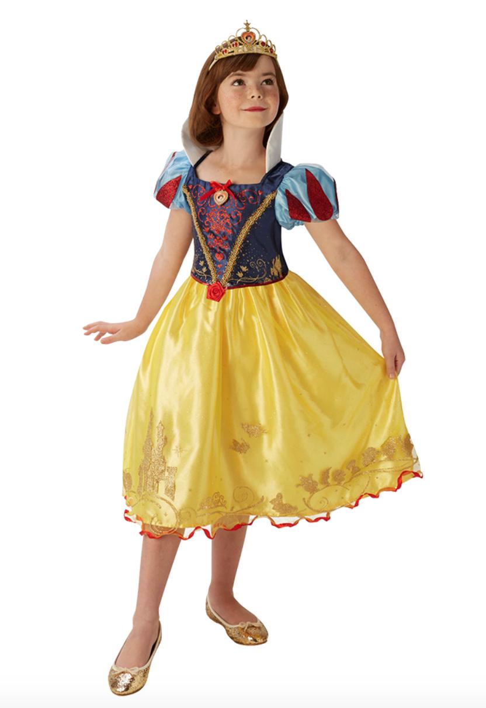 Skærmbillede 2018 12 10 kl. 22.02.57 - Disney prinsesse kostume til børn