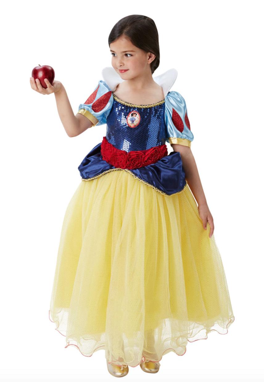 Skærmbillede 2018 12 10 kl. 22.05.38 - Disney prinsesse kostume til børn