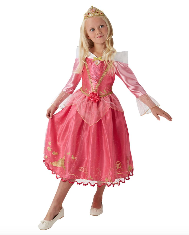 Skærmbillede 2018 12 10 kl. 22.12.01 - Disney prinsesse kostume til børn