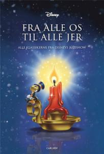 disney julebøger fra alle os til alle jer 204x300 - Disney julebøger