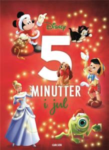 disney julebog 5 minutter i jul 218x300 - Disney julebøger