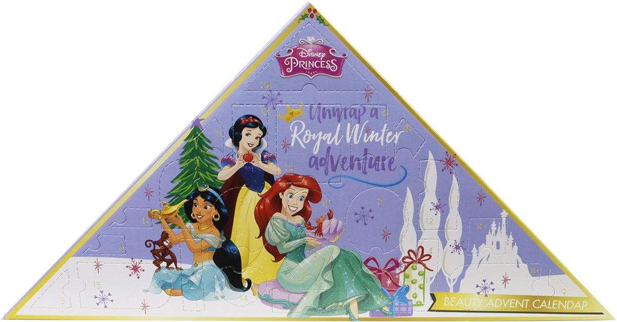disney prinsesser julekalender - Disney julekalender 2019