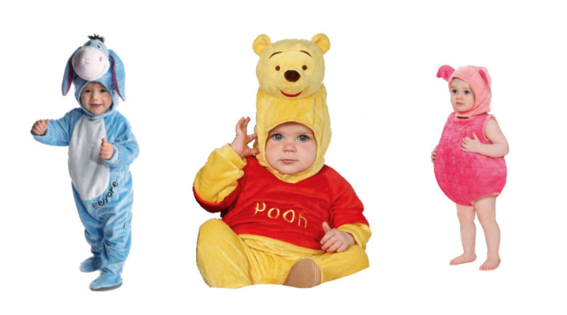 peter plys kostume til baby, peter plys baby kostume, peter plys udklædning til baby, peter plys tøj til baby, grisling kostume til baby, grisling baby kostume, æsel kostume til baby, æsel babykostume, disney kostume til baby, disney udklædning til bay, disney babykostumer, alletiders disney, disney kostumer