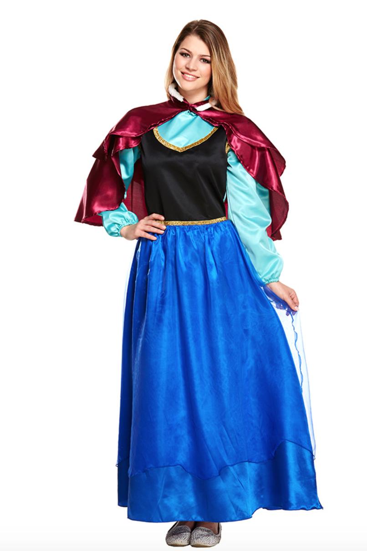 Skærmbillede 2018 12 10 kl. 19.45.41 - Disney prinsesse kostume til voksne