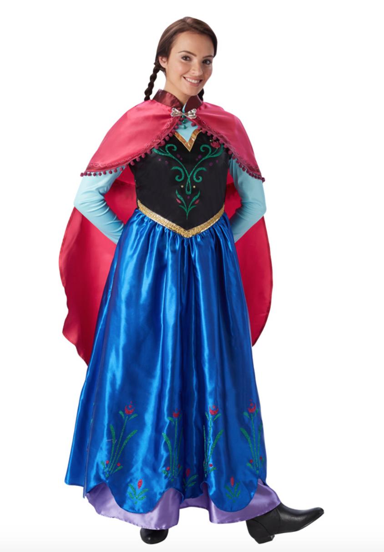 Skærmbillede 2018 12 10 kl. 19.47.45 - Disney prinsesse kostume til voksne