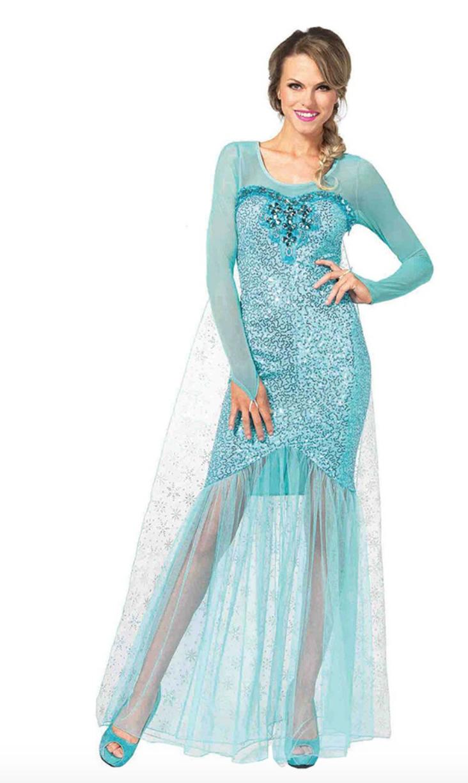 Skærmbillede 2018 12 10 kl. 20.29.54 - Disney prinsesse kostume til voksne