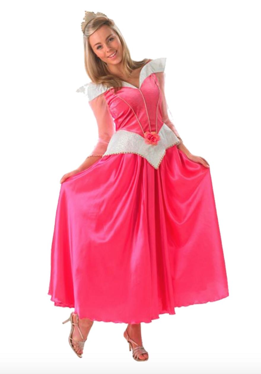 Skærmbillede 2018 12 10 kl. 22.27.39 - Disney prinsesse kostume til voksne