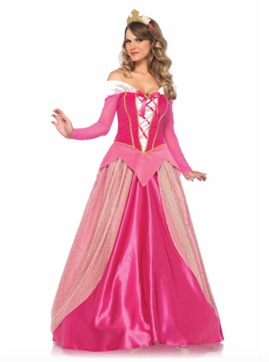 Skærmbillede 2018 12 10 kl. 22.33.44 - Disney prinsesse kostume til voksne