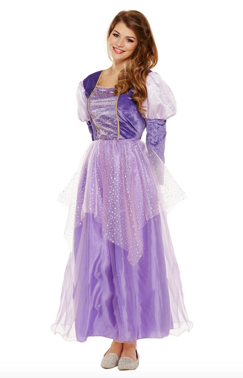 Skærmbillede 2018 12 11 kl. 00.23.08 - Rapunzel kostume til voksne