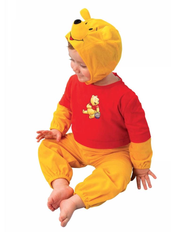 Skærmbillede 2019 01 31 kl. 21.22.52 - Peter Plys kostume til baby