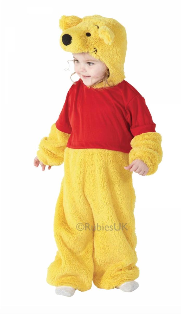 Skærmbillede 2019 01 31 kl. 21.25.37 - Peter Plys kostume til baby