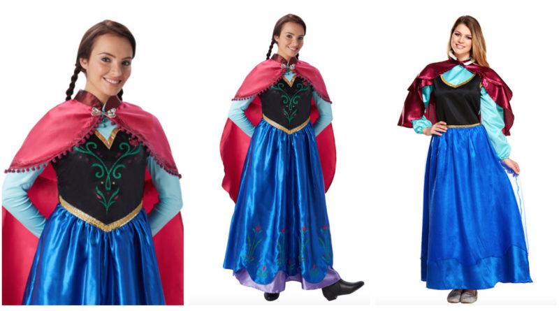 anna kostume til voksne, anna udklædning til voksne, anna kjole til voksne, anna kostumer til voksne, anna voksenkostumer, frost kostumer til voksne, frost udklædning til voksne, frost kjole til voksne, disney prinsesse kostumer til voksne, disney prinsesse udklædning til voksne, disney prinsesse kjole til voksne, alletiders disney