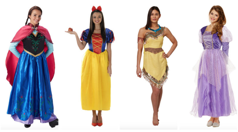 collage 10 800x445 - Disney prinsesse kostume til voksne