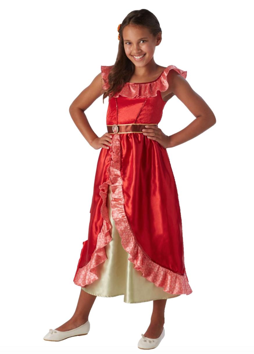 elena fra avalor børne kostume - Elena fra Avalor kostume til børn