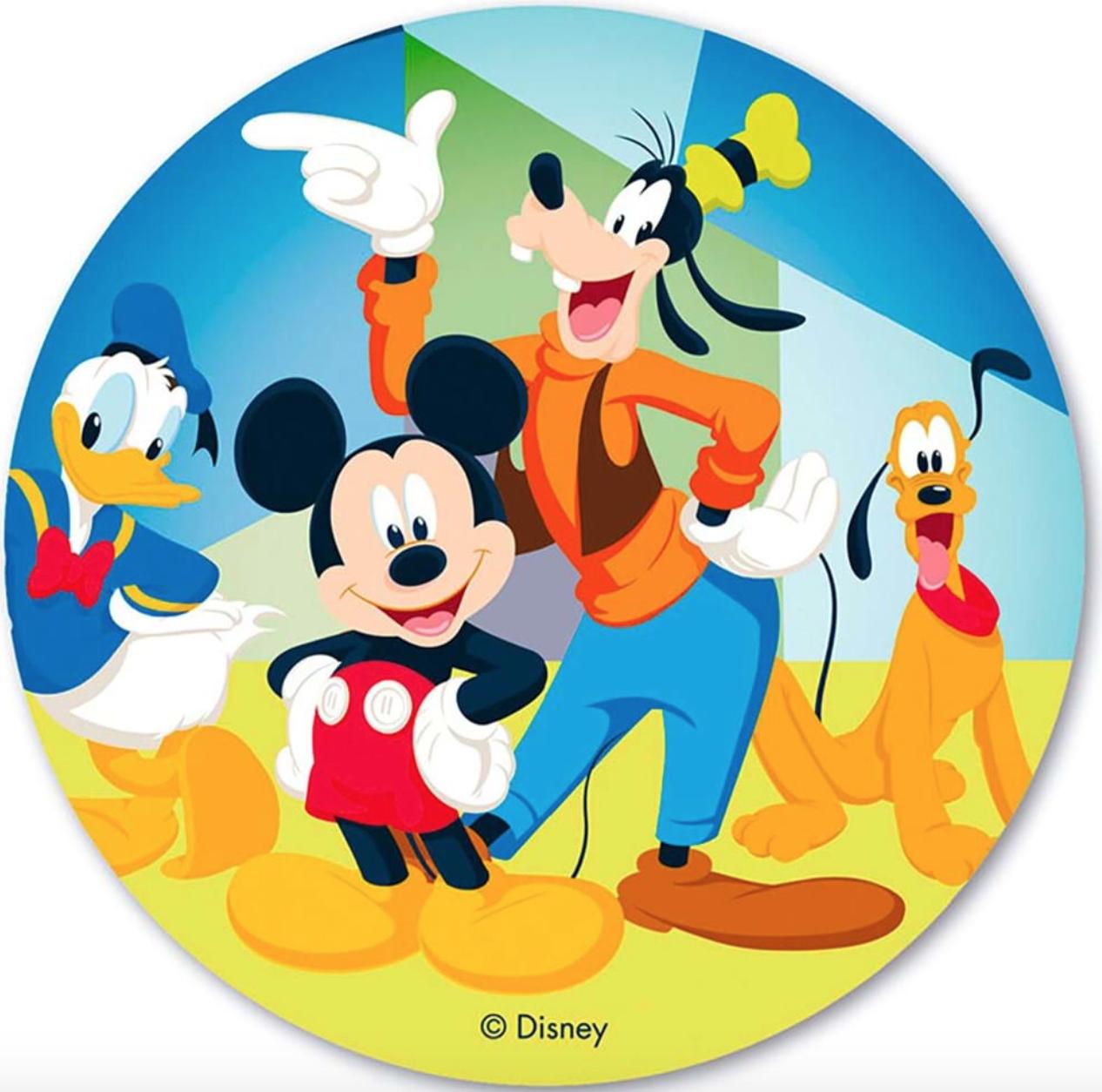 disney kageprint - Mickey Mouse kageprint