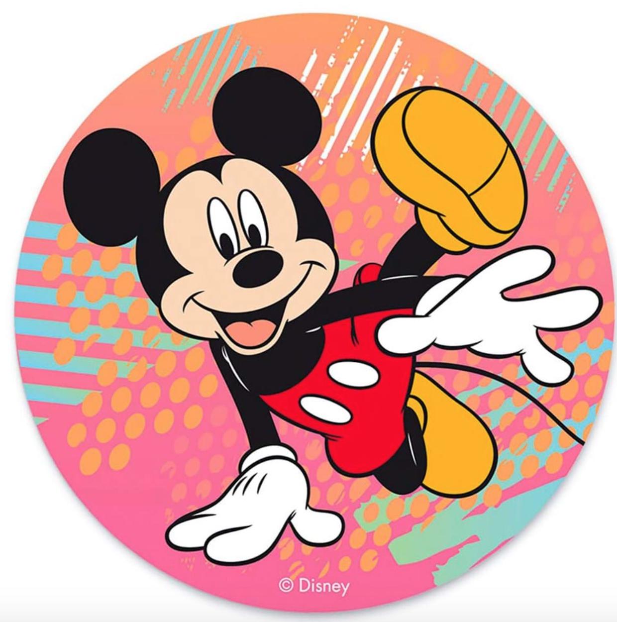 mickey mouse sukkerprint - Mickey Mouse kageprint