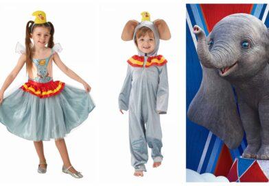 Dumbo kostume til børn