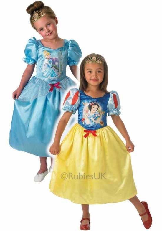 vendbar askepot kostume - Askepot kostume til børn