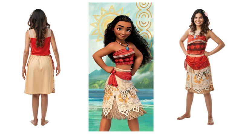 vaiana kostume til voksne 800x445 - Vaiana kostume til voksne