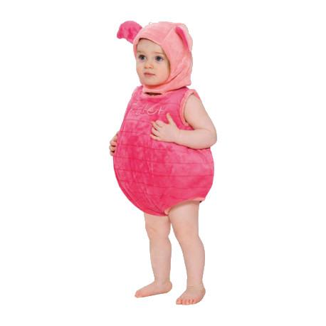 grisling kostume - Peter Plys kostume til baby