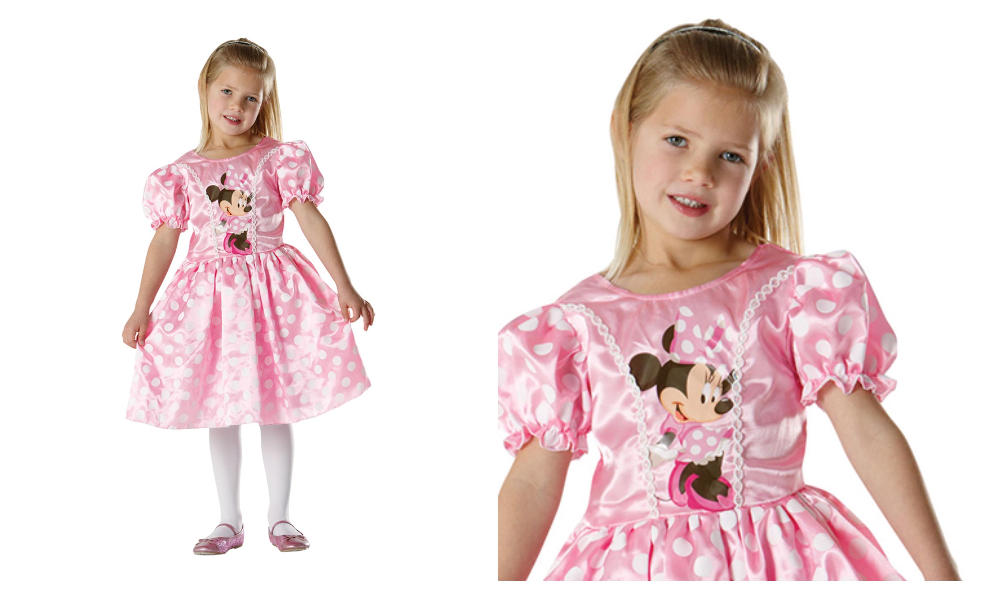 minnie mouse kostume til børn - Minnie Mouse kostume til børn