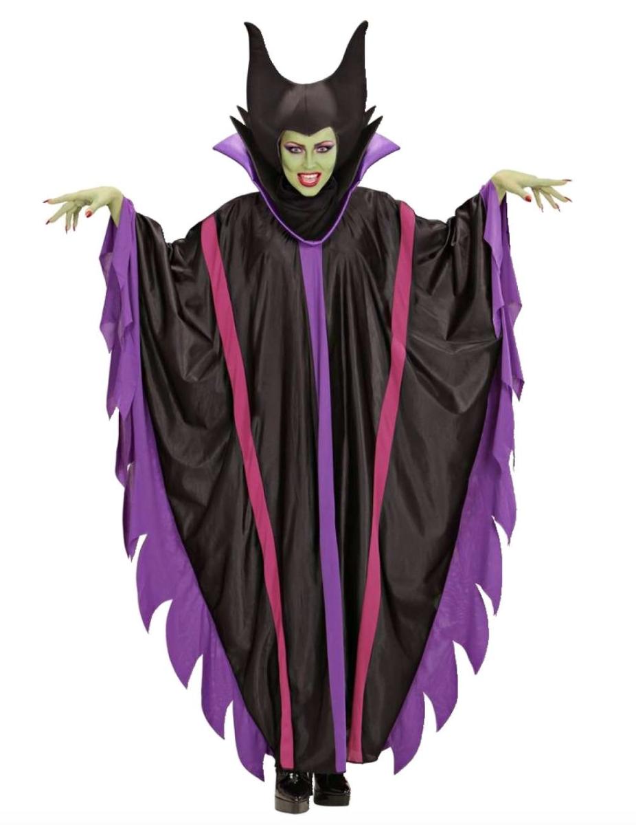 Skærmbillede 2019 10 17 kl. 12.14.22 - Maleficent kostume til voksne