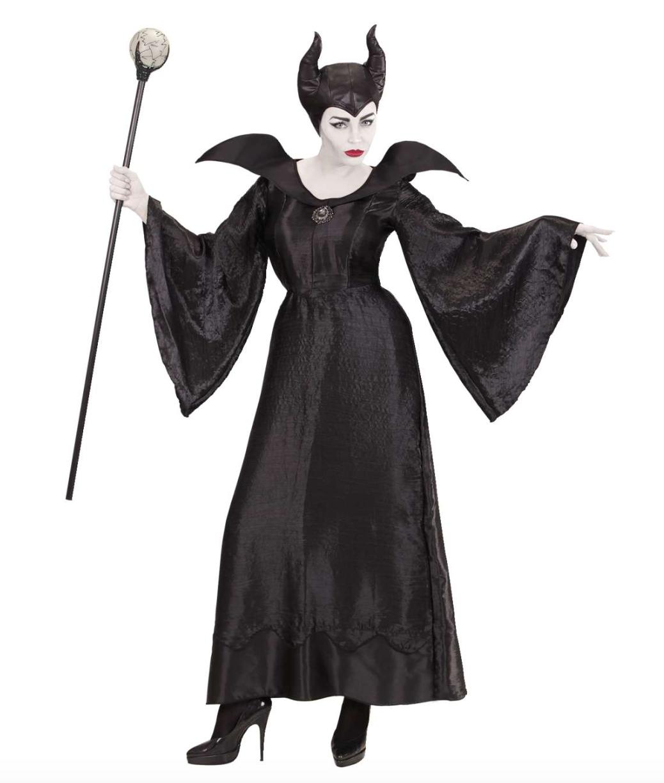 maleficent voksenkostume - Maleficent kostume til voksne