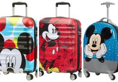 Mickey Mouse kuffert