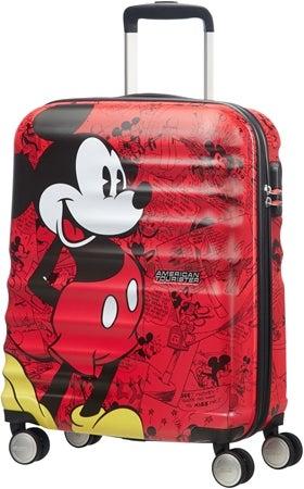 mickey mouse rejsekuffert - Mickey Mouse kuffert