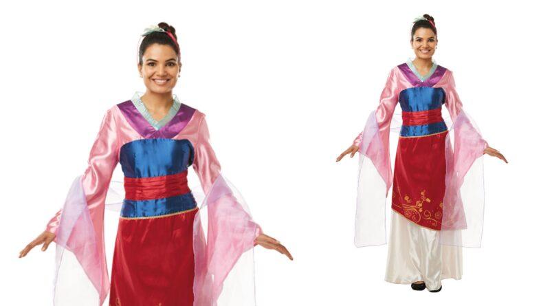 mulan kostume til voksne 800x445 - Mulan kostume til voksne