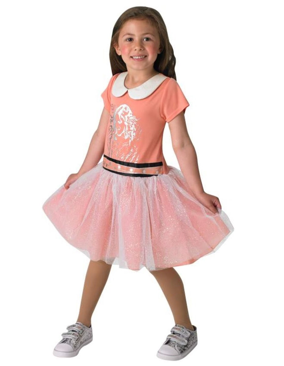 violetta kostume til børn - Violetta kostume til børn