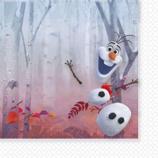 Frost 2 servietter - Frost 2 fødselsdag