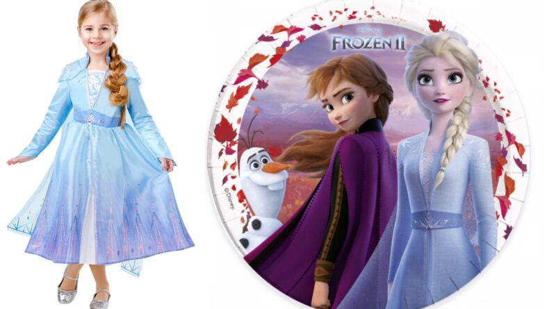 frost 2 fødselsdag, frozen 2 fødselsdag, frost 2 fødselsdagstema, borddækning til frost 2 fødselsdag, frost 2 festartikler, frozen 2 festartikler, frost fødselsdagstema