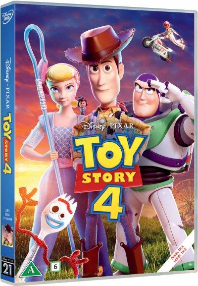 toy story 4 film - Toy Story 4 julekalender