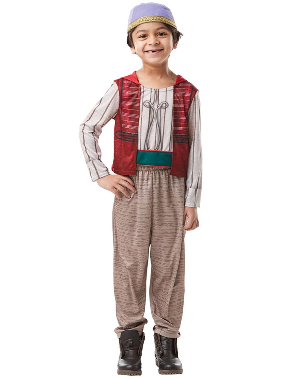 Disney Aladdin kostume til børn - Aladdin kostume til børn