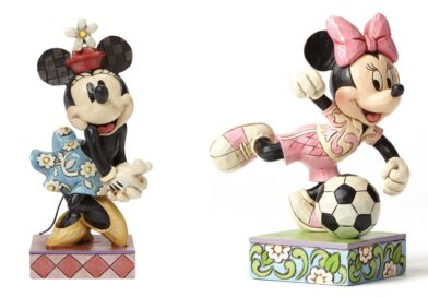 Jim Shore – Minnie Mouse figurer
