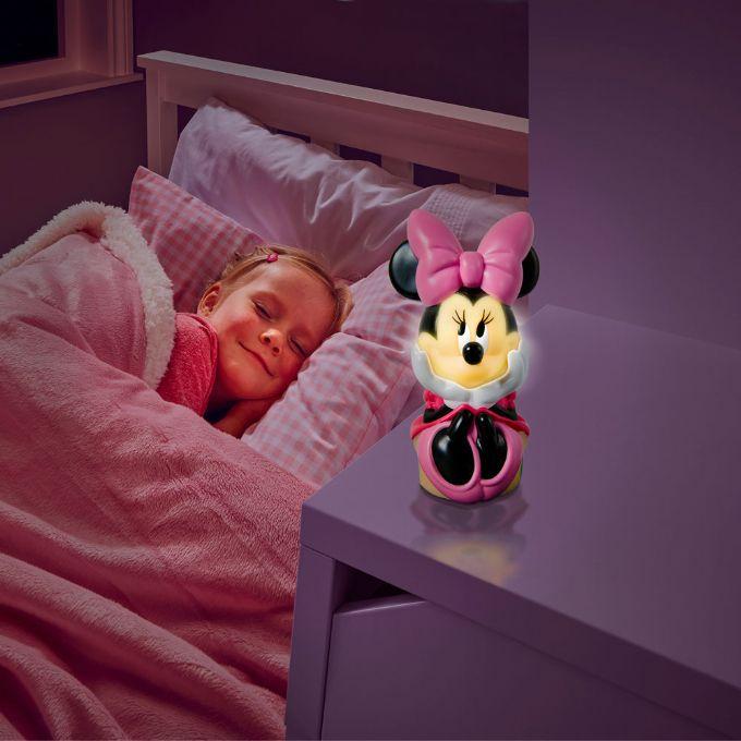 Minnie Mouse natlampe - Minnie Mouse natlampe til børn