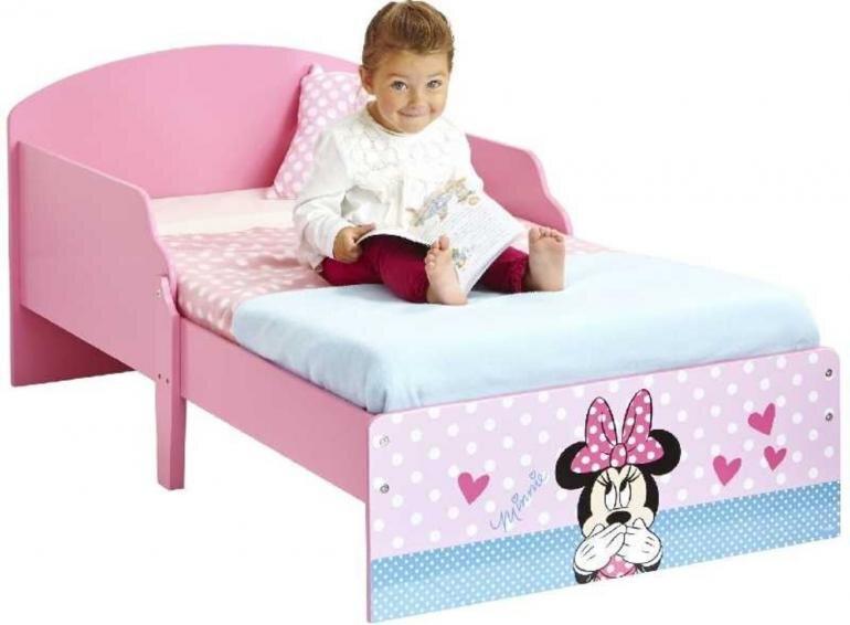 Minnie mouse børneseng - Minnie Mouse juniorseng