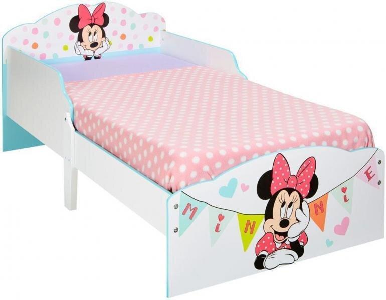 Minnie mouse seng - Minnie Mouse juniorseng