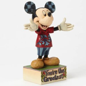 jim shore dad mickey h15 youre the greatest 300x300 - Jim Shore - Mickey Mouse figurer