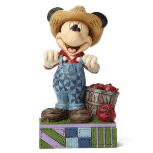 jim shore farmer mickey 300x300 - Jim Shore - Mickey Mouse figurer